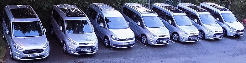 Small Vehicle Fleet